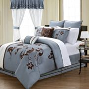 Violla 24-pc. Floral Bed Set