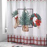 Avanti Farmhouse Shower Curtain Collection