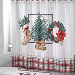 Avanti Farmhouse Shower Curtain Collection