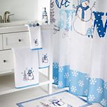 Avanti Let it Snow Bathroom Accessories Collection