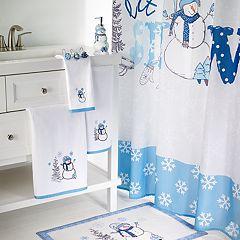 Avanti Let it Snow Bathroom Accessories Collection