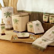Avanti Banana Palm Bathroom Accessories Collection