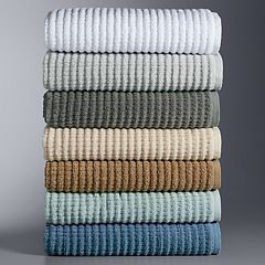 Simply Vera Vera Wang Textured Bath Towel Collection
