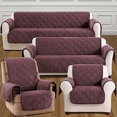 Sure Fit Triple Protection Slipcover Collection