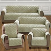 Sure Fit Plush Comfort Slipcover Collection