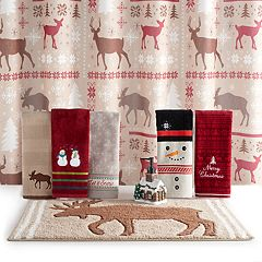 St. Nicholas Square® Through The Woods Shower Curtain Collection
