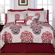 Pointehaven Cherry Blossom 12-pc. Bed Set