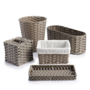 SONOMA Goods for Life? Wicker Bathroom Accessories Collection