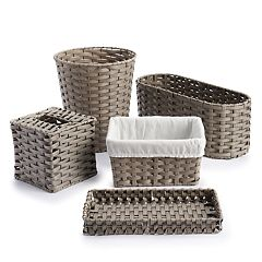 SONOMA Goods for Life™ Wicker Bathroom Accessories Collection