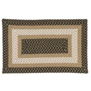 Cayman Isle Braided Reversible Rug