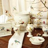 Avanti Gilded Birds Bathroom Accessories Collection