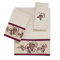 Avanti Hearts & Stars Bath Towels