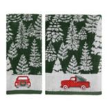St. Nicholas Square® Farmhouse Truck Bath Towel Collection