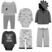 Baby Boy Carter's Dinosaur Mix & Match Collection