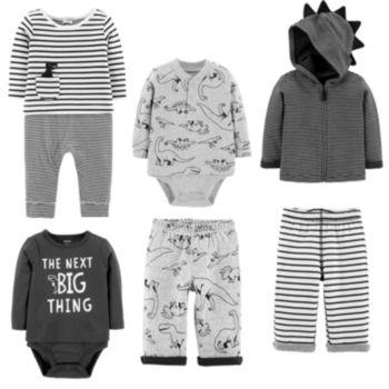 Baby Boy Carter's Dinosaur Mix & Match Collection