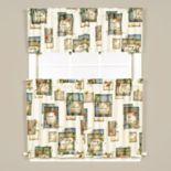 Saturday Knight, Ltd. Garden Love Window Curtain Collection