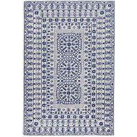 <strong>Surya Smithsonian Tile Rug</strong>