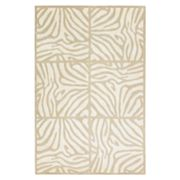 Surya Decadent Abstract Leaf Rug