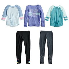 Girls 7-16 SO® Active Collection
