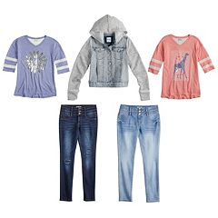 Girls 7-16 Mudd® Varsity Collection