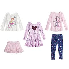 Disney's Fancy Nancy Girls 4-7 Mix & Match Outfits by Jumping Beans®
