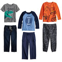 Toddler Boy Jumping Beans® Mix & Match Outfits