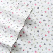 The Big One Floral Percale Sheet Set