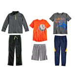 Boys 4-10 Jumping Beans® Active Mix & Match Outfits