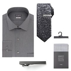 Men's Dress Shirt & Accessories Collection