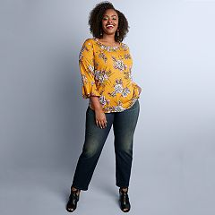 Plus Size Apt. 9® Fall Outfit