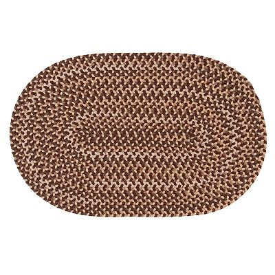 Coral Gables Braided Reversible Rug