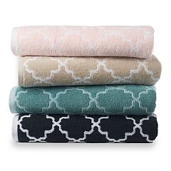 SONOMA Goods for Life™ Trellis Ultimate Bath Towel Collection with Hygro® Technology