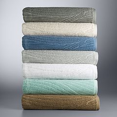 Simply Vera Vera Wang Sculptural Wave Bath Towel Collection