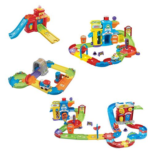 Vtech Go Go Smart Wheels Playsets