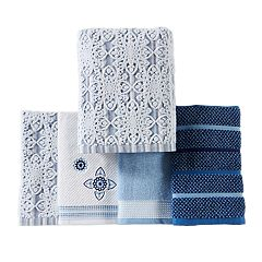 Saturday Knight, Ltd. Kali Bath Towel Collection