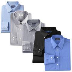 Men's Croft & Barrow® Easy-Care Dress Shirts