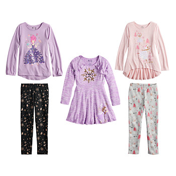 Disney's The Nutcracker and the Four Realms Toddler Girl Mix & Match Outfits by Jumping Beans®