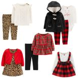 Baby Girl Carter's Fall 2018 Mix & Match Collection