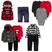 Baby Boy Carter's Fall 2018 Mix & Match Collection