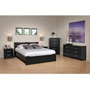 Prepac Coal Harbor Bedroom Furniture Collection
