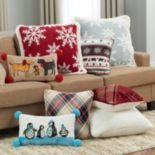 Cuddl Duds Throw Pillow Collection