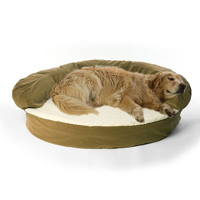 Carolina Pet Co. Ortho Sleeper Bolster Pet Bed