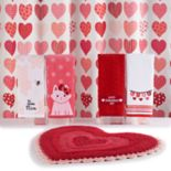 Celebrate Together Valentine's Day Bath Towel Collection
