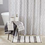 Saturday Knight, Ltd. Geo Bath Towel Collection