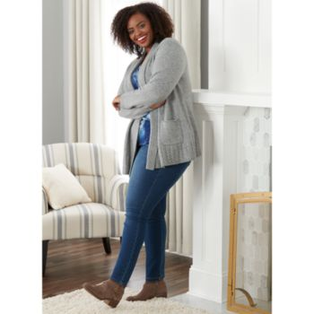 Plus Size SONOMA Goods for Life? Winter Outfit