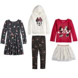 Disney's Minnie Mouse Toddler Girl Holiday Collection 2018 by Jumping Beans®