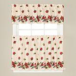Saturday Knight, Ltd. Holiday Elegance Window Curtain Collection