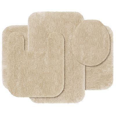 Springs Solid Bath Rugs