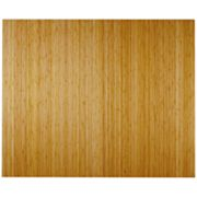 Anji Mountain Deluxe Roll-Up Bamboo Chairmat - 8-mm Thick