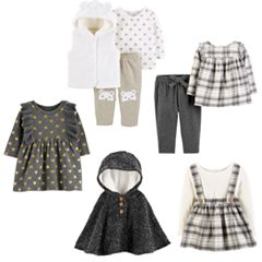 Baby Girl Carter's Bear Fall 2018 Collection